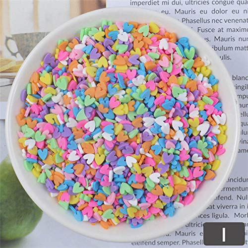 Slime charms 10g Charms Filler for Slime Supplies Bead Addition For Polymer Clay Slime Toy Accessories Decoration 5