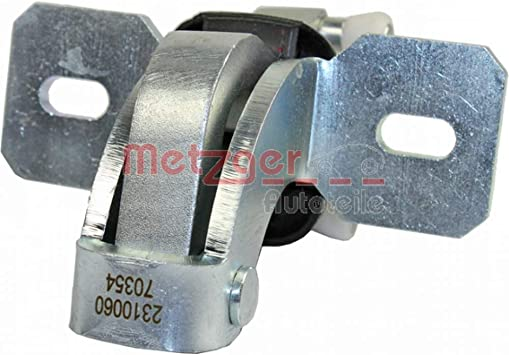 Metzger 2310060 - Guía de rodillos para puerta corredera: Amazon.es: Bricolaje y herramientas