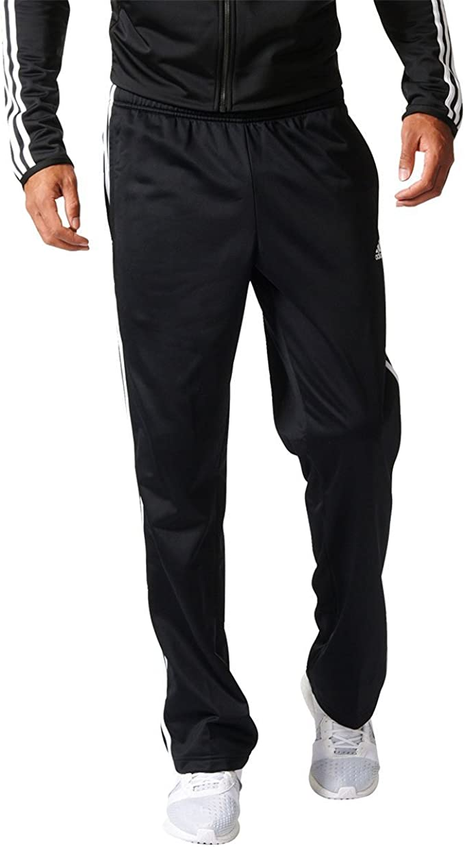 adidas Herren Hose Essentials 3 Streifen: : Bekleidung