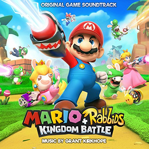 Mario + Rabbids Kingdom Battle (Original Game Soundtrack)