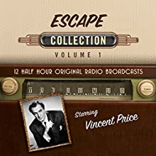 Escape, Collection 1 Radio/TV Program by  Black Eye Entertainment Narrated by  full cast