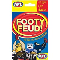 Footy Feud AFL Card Game 2nd Edition Strategy Game