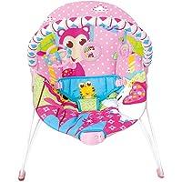 Cadeira de Descanso Vibratória Girafa, Mastela, Rosa, Médio