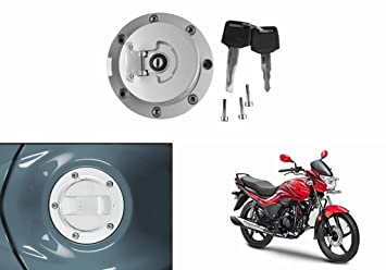 Oem Bike Fuel Tank Cap With Lock Hero Passion Pro Car