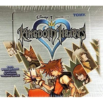 Kingdom Hearts Trading Card Game: Booster Display: Toys & Games