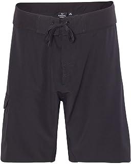 01a66c2345 Amazon.com: Burnside Mens Camo-Diamond Dobby Board Shorts-B9371 ...