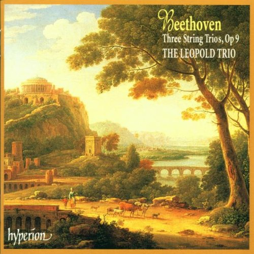 ring Trios, Op. 9 - No. 1 in G Major; No. 2 in D Major; No. 3 in C minor -  The Leopold Trio (Leopold Trio)