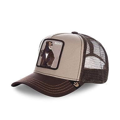 Goorin Bros - Gorra de béisbol - para Hombre Marrón marrón Talla única: Amazon.es: Ropa y accesorios