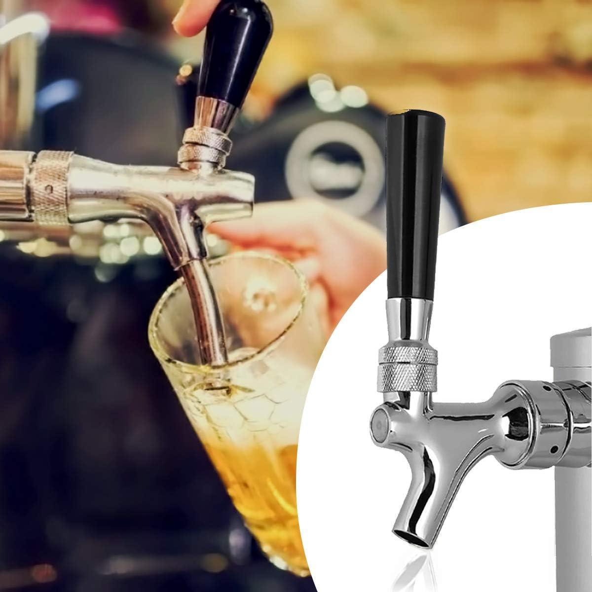 """Tap Handle Bolt 5//16/"""" DIY Tap Handles Beer Bar Kegerator Dispense 18"""