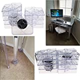 Fadyshow Bed Risers Furniture Lift Risers Create