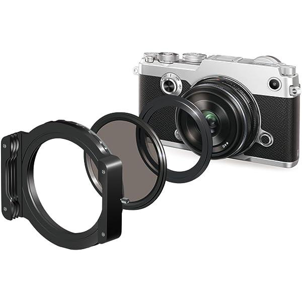 Haida metal anillo adaptador 55 mm para serie 75 Pro filtro ...