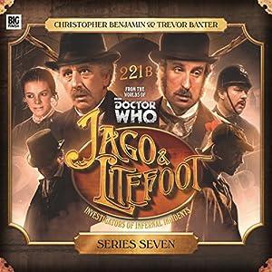 Jago & Litefoot: Series Seven Audiobook