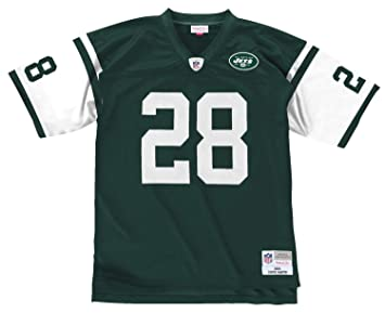 premium selection bd6e3 c7dbd Mitchell & Ness Curtis Martin New York Jets Throwback Jersey Green