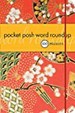 Pocket Posh Word Roundup, Puzzle Society Staff, 0740772759
