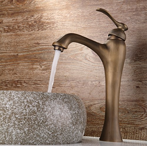 Nickel Brass 12' Waterfall Faucet (HCTOTOP 12