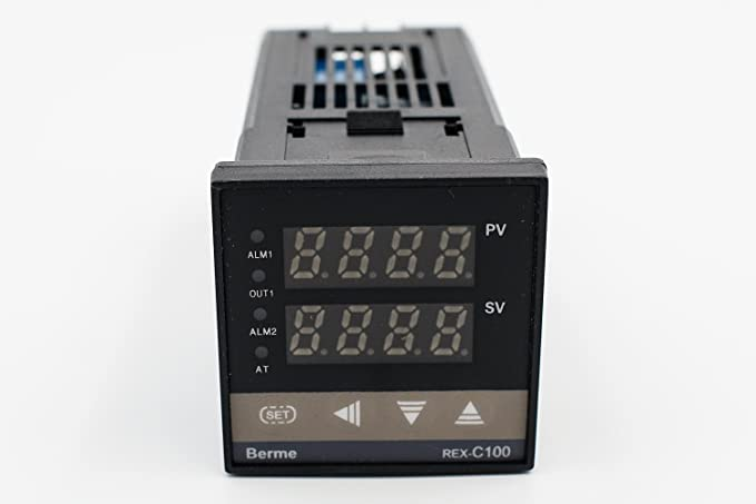 REX-C100 RKC temperature controller Thermostat temperature controller universal input high precision temperature control - - Amazon.com