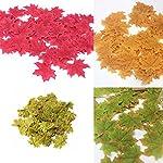 YSBER-200-500-PCS-Artificial-Silk-Maple-Leaves-Wedding-Party-Decoration-Kids-Scrapbook-Accessories-3D-Wall-Sticker-Ornament-500-PCS