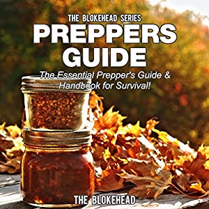 Preppers Guide Audiobook