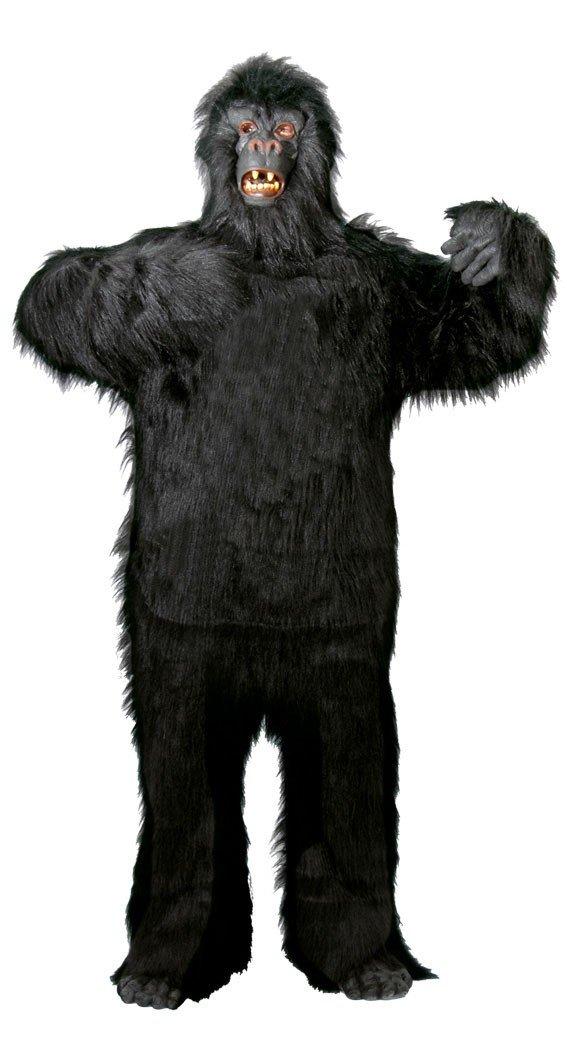 barato y de alta calidad Foxxeo 40088 Disfraz de gorila para adultos adultos adultos de gran calidad, Talla M - XXXL medium  venta al por mayor barato