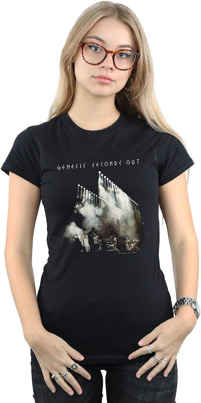 ABSOLUTECULT Genesis Women's Seconds Out T-Shirt