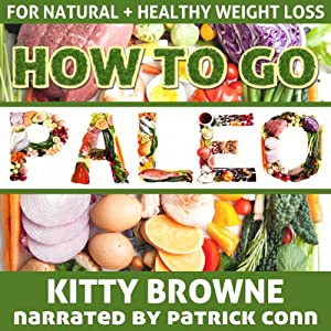 How to Go PALEO Audiobook