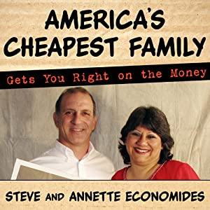 America's Cheapest Family Gets You Right on the Money Audiobook