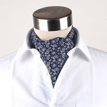 Tie Foulard Hommes Écharpe Chaoxian Ancien Britanique Cravate Soie mnOvPNwy80