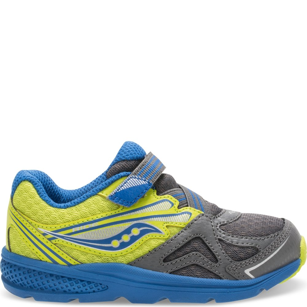 cec944df Saucony Baby Ride Running Shoes (Toddler/Little Kid)