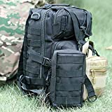 Molle Pouches - Tactical Compact Water-resistant EDC Pouch