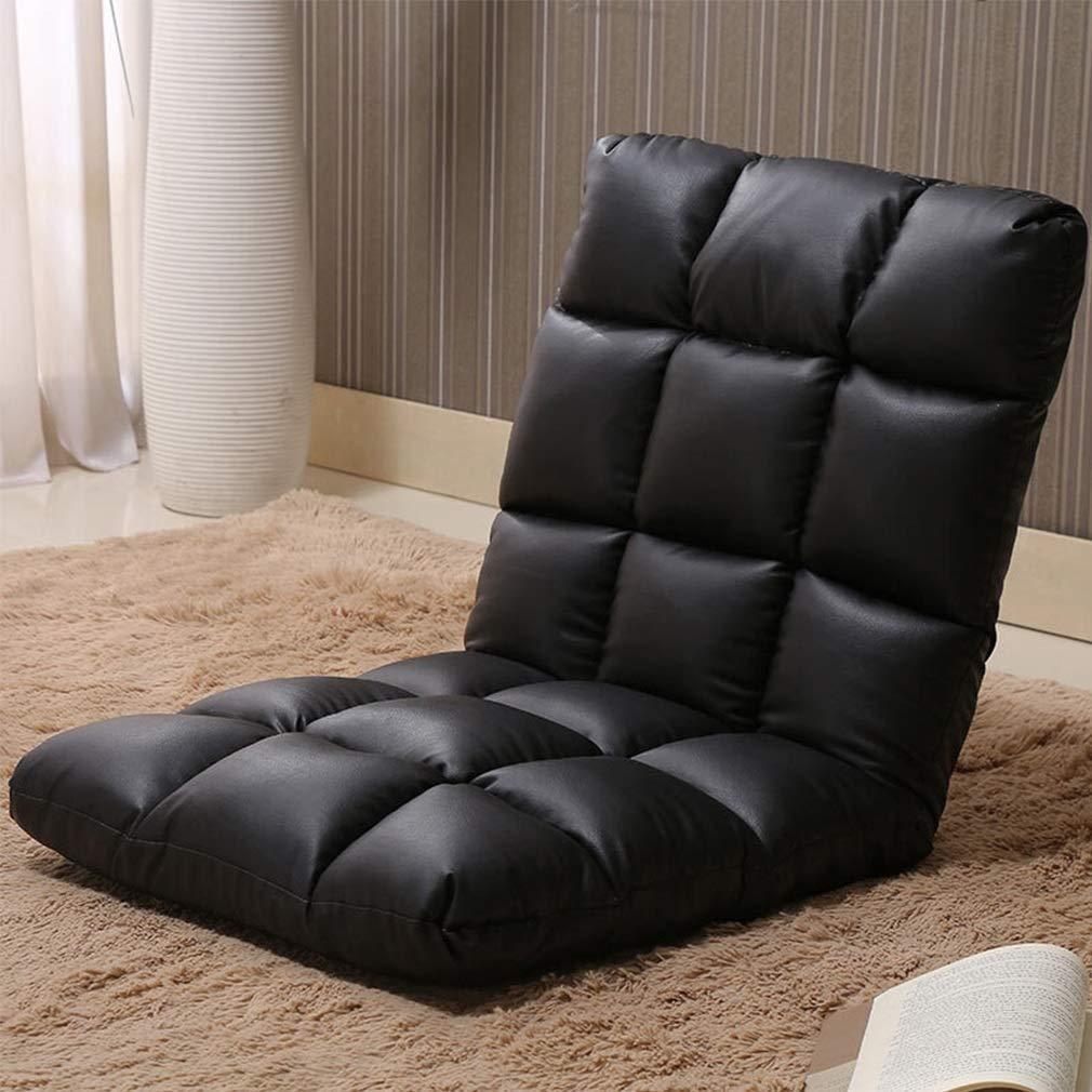 Amazon.com: Qing MEI Lazy Couch - Silla plegable para cama ...