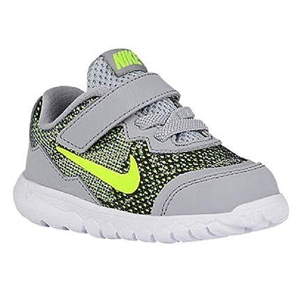 Amazon.com  Nike Flex Experience 4 Boys Running Shoe (1.5 Little Kid ... dbc2d79ec
