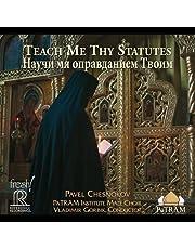 Chesnokov: Teach Me Thy Statutes