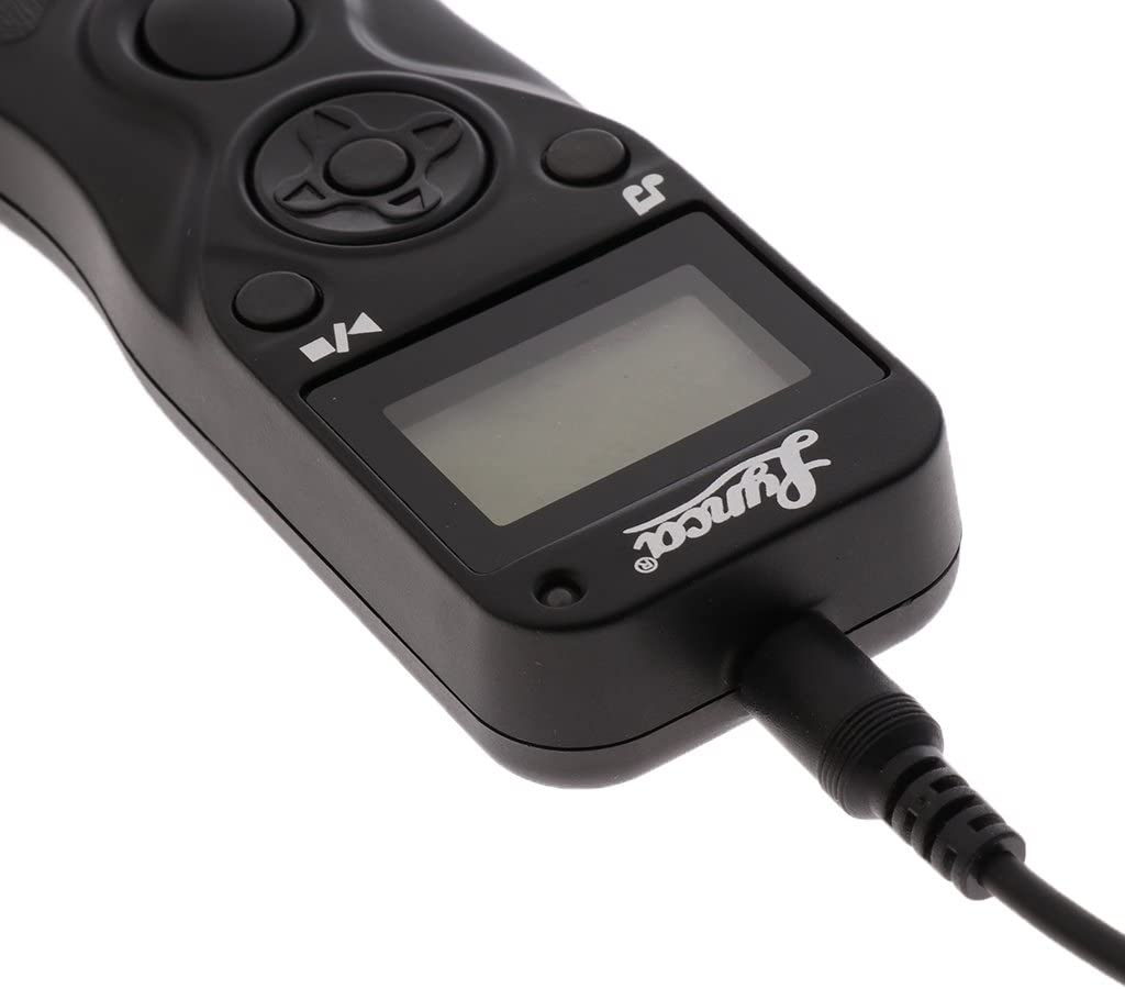 Almencla MC-30 Timer Remote Shutter Release Switch Cable for D810 D800 D700 D4