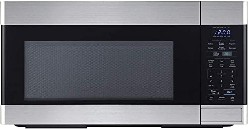 Sharp SMO1854DS Over the Range Microwave Oven