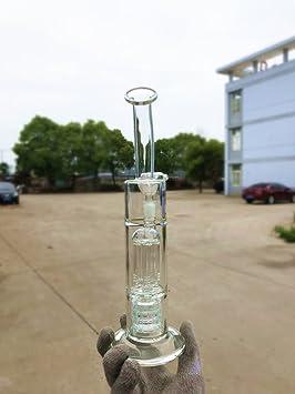 Ifasher 37cm Grand Grand pilier de peyote Bang en verre 8 piliers Huile Rig  Tuyaux d 1c43751035f3