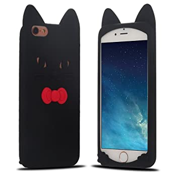 Funda iPhone 6S Plus, Carcasa iPhone 6 Plus Silicona ...