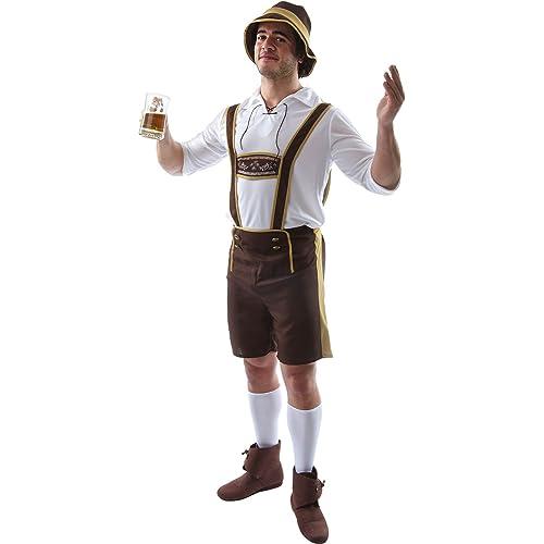 Bavarian Oktoberfest Fancy Dress Costume