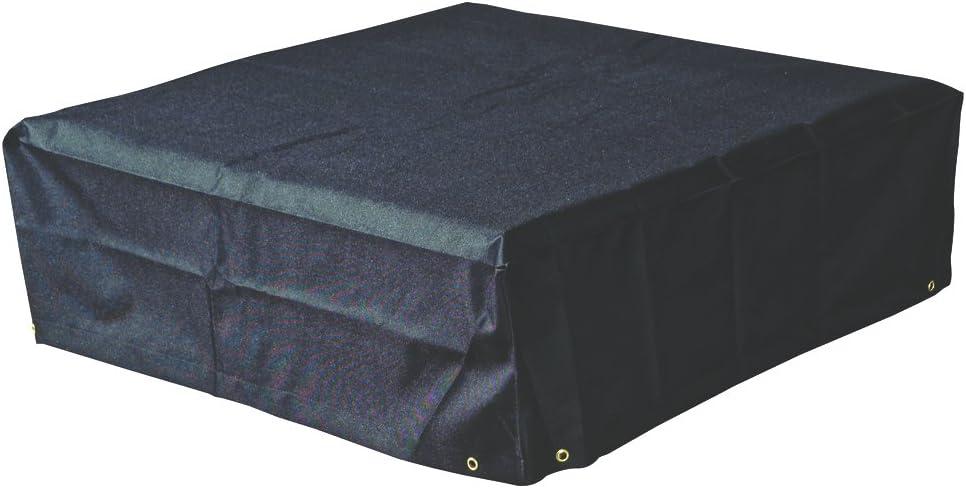 Bosmere Modular Armchair Cover Medium M610 Black