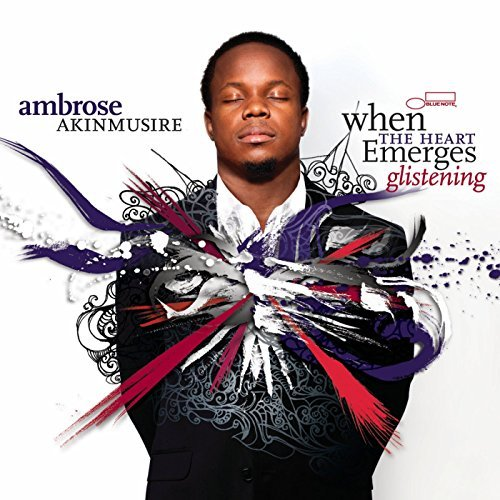 - When The Heart Emerges Glistening by Ambrose Akinmusire (2011-04-05)