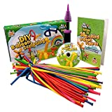 Premium Twisting Balloon Starter Kit Do you want a great animal balloon kit for all the family that shows you how you can easily make lots of balloon animals of all shapes and sizes? Our comprehensive animal balloons with pump set contains 100 premiu...