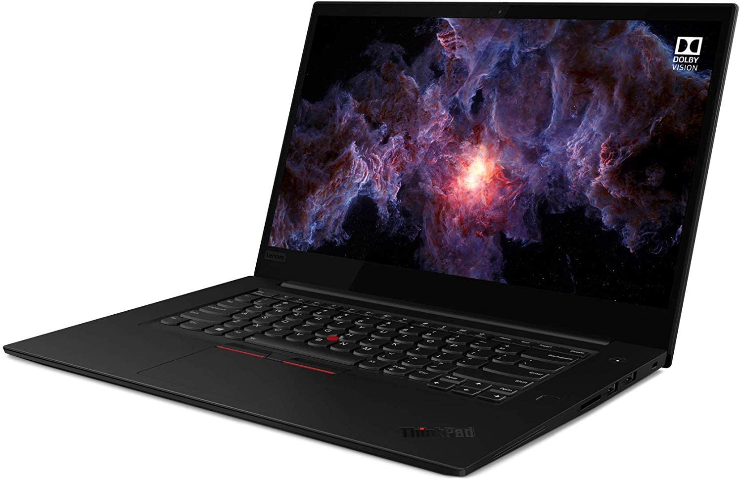 "Lenovo Thinkpad X1 Extreme (2nd Gen) 20QV0009US 15.6"" IPS 1920 x 1080 HD Notebook - Core i7 9750H / 2.6 GHz - Win 10 Pro 64-bit - 16 GB RAM - 512 GB SSD - GTX 1650 Graphics"