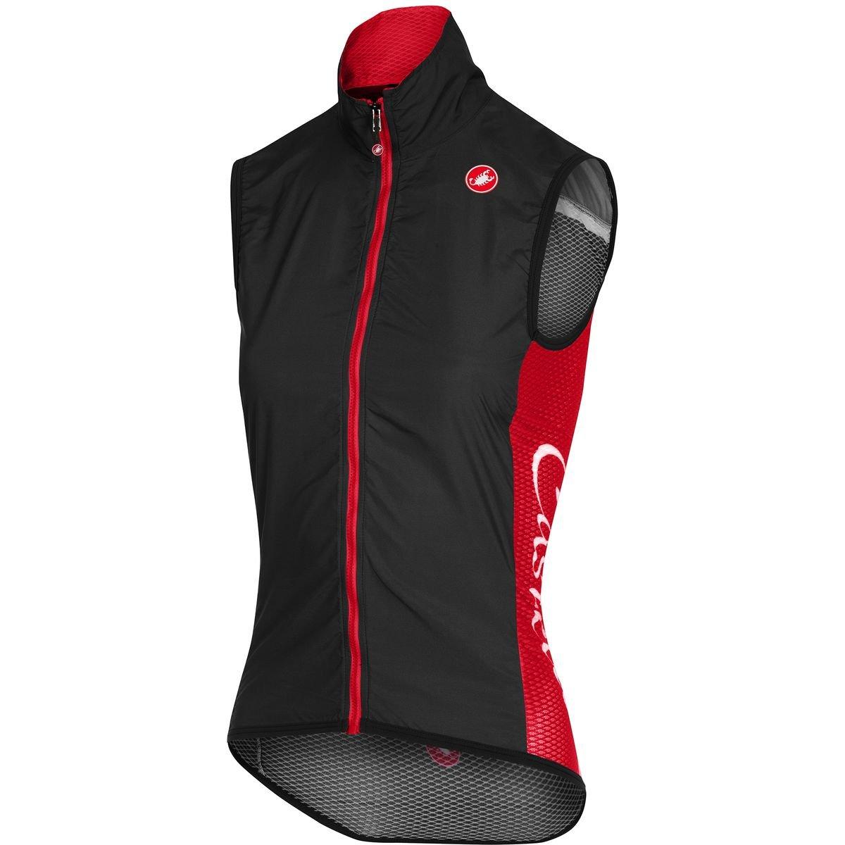 Castelli Pro Light Wind Vest - Women's Black, XS