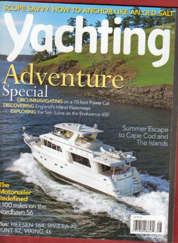 Yachting August 2009