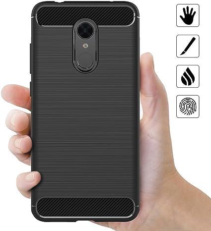 Prevoa Funda para Xiaomi Redmi 5 Plus: Amazon.es: Electrónica
