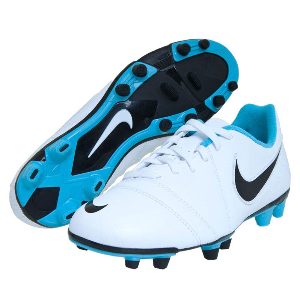 Nike Schuhe Herren Ctr360 enganche iii fg Weiß schwarz-gamma Blau