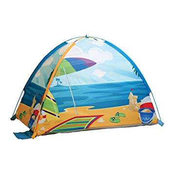Pacific Play Tents Kids Seaside Beach Cabana - 60u0026quot; ...  sc 1 st  Amazon.com & Amazon.com: Pacific Play Tents Kids Seaside Beach Cabana - 60