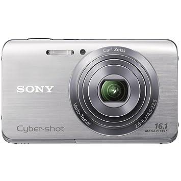Sony Cyber-shot DSC-W650 - Cámara digital (16,1 MP,