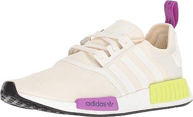 Amazon Com Adidas Originals Nmd R1 Shoe Men S Casual 11 Chalk