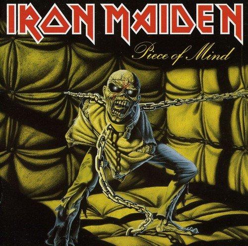 """Résultat de recherche d'images pour """"iron maiden piece of mind"""""""