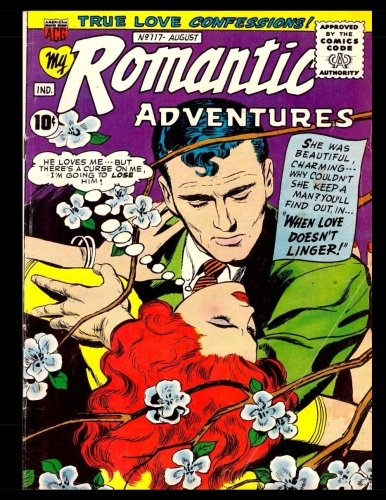 My Romantic Adventures #117: Golden Age Romance Comic 1961